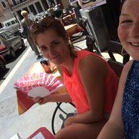 Photo taken at Romoli Bar by Andrea V. on 6/22/2016