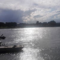 Photo taken at Rheinufer Neuwied by Willi L. on 8/10/2016