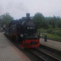 Photo taken at Bahnhof Sellin Ost by Willi L. on 5/30/2017