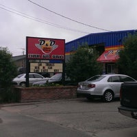 Photo taken at D and D Automotive Services, Inc. by Drew F. on 7/26/2013