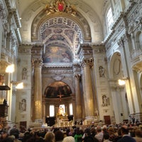 Photo taken at Cattedrale di San Pietro by Alexandra Aranovich on 5/12/2013
