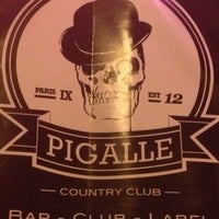 Photo taken at Pigalle Country Club by Pierre J. on 6/21/2013