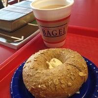 Photo taken at Great American Bagel by Daniel E. on 11/8/2012