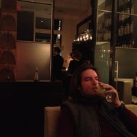 Photo taken at MercBar by Mari K. on 11/22/2012