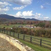 Photo taken at Brasstown Valley Resort & Spa by Maggie P. on 10/26/2012