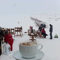 Photo taken at Erciyes Arlberg Sport by Metin A. on 1/6/2013