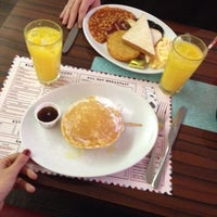Photo taken at The Diner by Eleonora C. on 11/3/2013