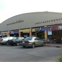 Photo taken at ตลาดหนองไผ่ล้อม by Phoobordin W. on 10/2/2012