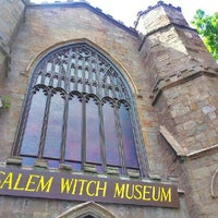 Photo taken at Salem Witch Museum by Lyle H. on 7/3/2013