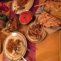 Photo taken at Tandoor India by Omar on 10/19/2014