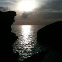 Photo taken at Warwick Long Bay by Taja F. on 9/19/2013