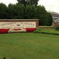 Foto diambil di The University of Alabama oleh Vasha H. pada 7/27/2013