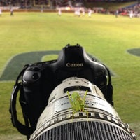 Photo taken at Duck Samford Stadium by Vasha H. on 10/27/2012