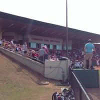 Photo taken at Rhoads Stadium by Vasha H. on 4/6/2013