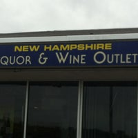 Photo taken at NH Liquor Store 38 by Tim M. on 9/28/2012
