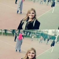 Photo taken at Yalı voleybol Sahası by Canan B. on 11/22/2015