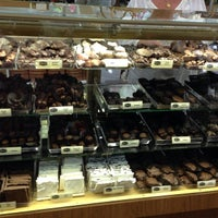 Photo taken at Hoffman's Chocolate Shoppe by Mary W. on 8/10/2014