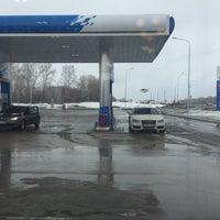 Снимок сделан в АЗС №167 «Газпромнефть» пользователем Eduard L. 3/19/2016