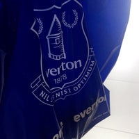 Photo taken at Everton Two Official Club Store by Hh M. on 4/9/2016