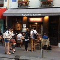 Photo taken at Kookil Kwan by Dawn K. on 8/9/2014