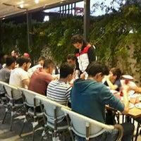 Photo taken at Cafe Mandalin by Gizem K. on 10/9/2016