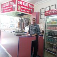 Photo taken at gül fastfood by Oktay K. on 10/29/2014