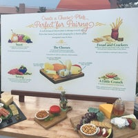 Photo taken at Marketplace - Cheese Studio by Tracy L. on 9/16/2017