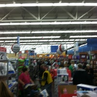 Photo taken at Walmart Supercenter by Tracy L. on 11/28/2013