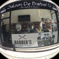Photo taken at Saloon De Barber'S by Egemen Y. on 9/24/2016