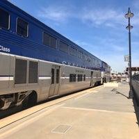 Photo taken at Metrolink Glendale Station by Matt M. on 3/3/2017