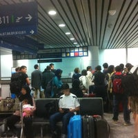 Photo taken at Malaysia Airlines Transfer Counter - Regional @MAS by Carmen L. on 12/10/2013