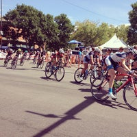 Photo taken at Old Town Fort Collins by Jonathan A. on 8/26/2013