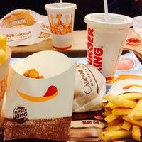 Photo taken at Burger King by Sharifah F. on 1/19/2017