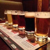 Photo taken at Rock Bottom Restaurant & Brewery by Hayato F. on 9/11/2014