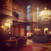 Foto tirada no(a) Harvard Club of New York City por Judith C. em 10/1/2013