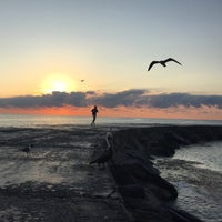 Photo taken at Bal Harbour Jetty by Judith C. on 4/4/2015
