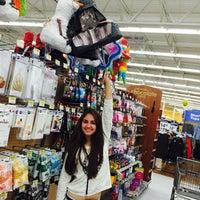 Photo taken at Walmart Supercenter by Kseniia S. on 8/11/2015