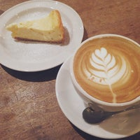Photo taken at café uwaito by kimie n. on 3/15/2014