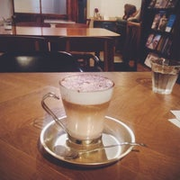 Photo taken at café uwaito by kimie n. on 11/28/2014