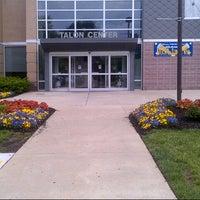 Photo taken at Coppin State University - Talon Center by Cori A. R. on 5/11/2013