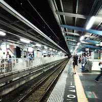 Photo taken at Temma Station by Keita I. on 7/3/2013