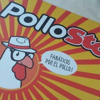 Photo taken at Pollo Stop by Marce M. on 1/24/2015