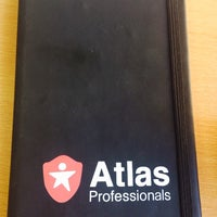 Photo taken at Atlas Professionals by Иринка on 11/4/2014