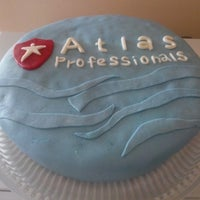 Photo taken at Atlas Professionals by Иринка on 11/3/2014
