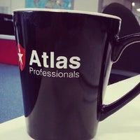 Photo taken at Atlas Professionals by Иринка on 11/27/2014