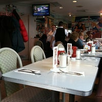Photo taken at Yesterday's Diner by Brittany W. on 2/1/2013