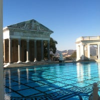 Photo taken at Hearst Castle Visitor Center by Amber F. on 9/29/2012