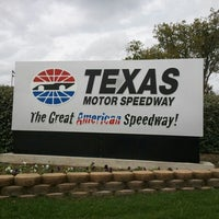Photo taken at Texas Motor Speedway by Amie H. on 10/22/2012