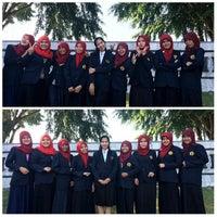 Photo taken at Universitas Jember by Nikmatul Atul on 6/25/2015