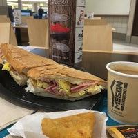 Photo taken at El Mesón Sandwiches by José R. on 3/28/2016